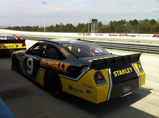 Richard Petty Driving Experience: Seepdway-Carro Nascar
