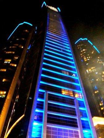 Jumeirah at Etihad Towers : Hotel