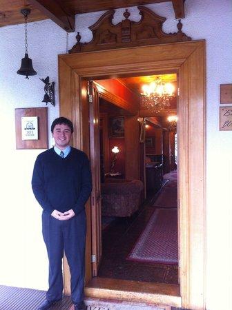 Hotel Boutique Vendimia Premium: Our charming host