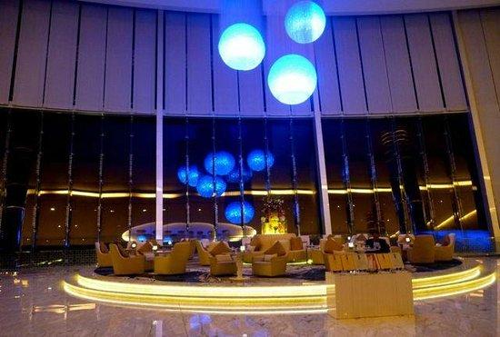 Jumeirah at Etihad Towers : Hotel Lobby