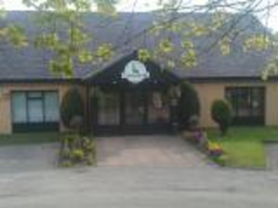 Hotel Campanile Doncaster: hotel front