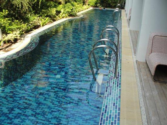 B-Lay Tong Phuket: ROOM SIDE PRIVATE POOL