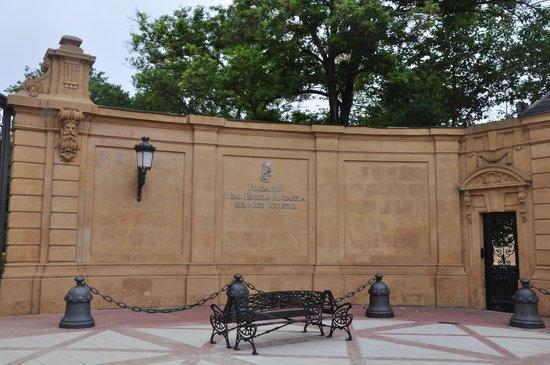 Fundación Real Escuela Andaluza del Arte Ecuestre : real academia ecuestre