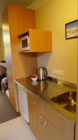 Sunset Motel : Kitchen facilities