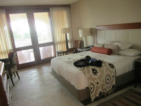 Santa Barbara Beach & Golf Resort, Curacao: Our Room