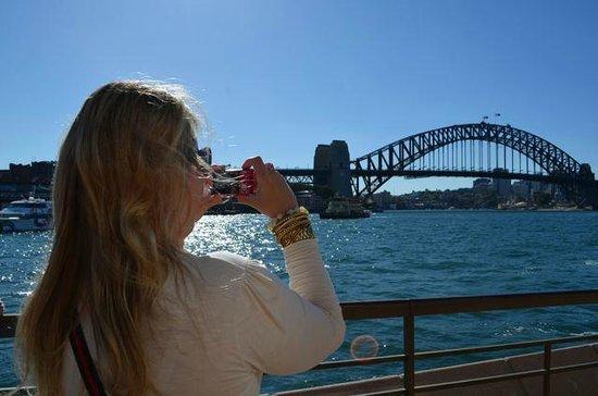 Sydney Harbour: Nao canso de tirar fotos!!