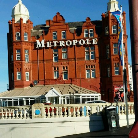 The Grand Theatre Blackpool: wonderfull hotel