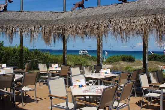 Hotel Viva Bahia: Mirablau Beach Bar & Restaurant