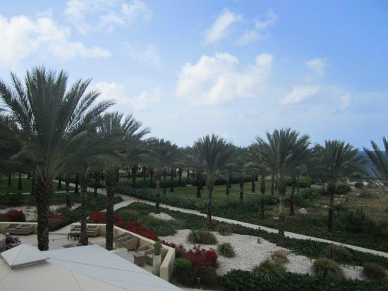 Santa Barbara Beach & Golf Resort, Curacao: Resort view