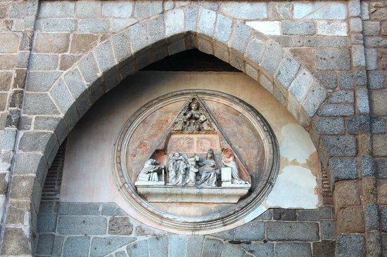 Puerta del Sol: Символ солнца