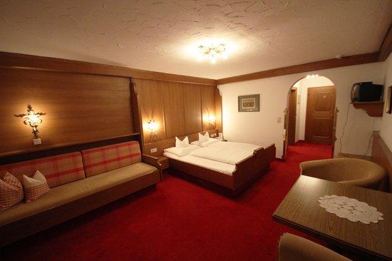 Hotel Almhof Danler: Zimmer