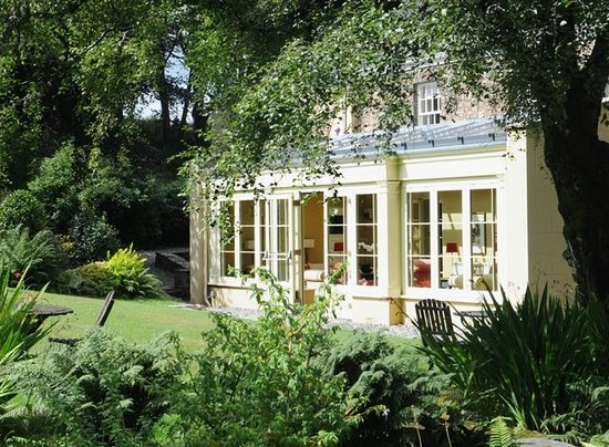The Old Rectory Hotel: The Orangery