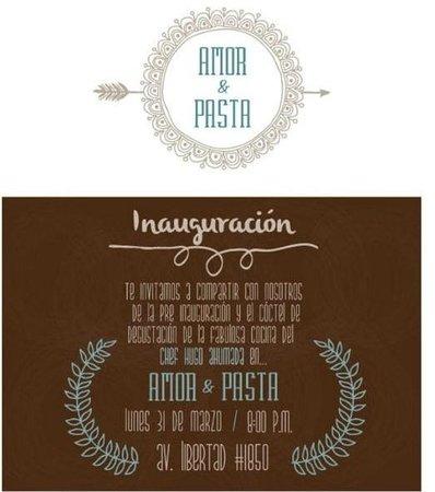 Amor & Pasta : Opening