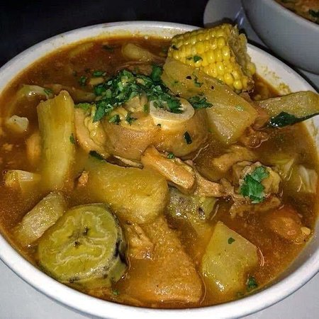 Gusto Latino Bar and Restaurant: Sopa De mondongo