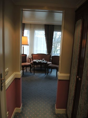Hotel Sacher Salzburg : mini estar