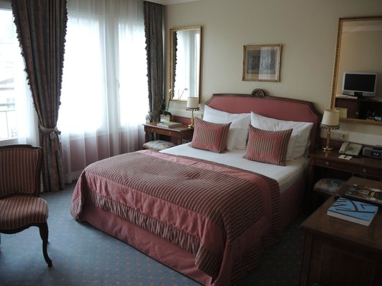 Hotel Sacher Salzburg : Impecable