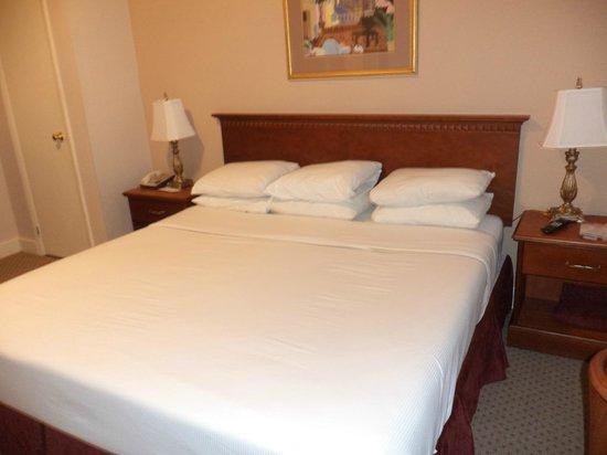 Hotel St. James : Quarto