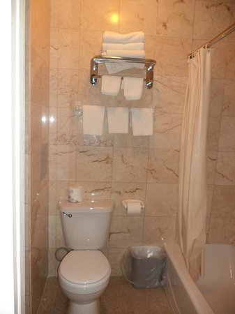 Hotel St. James : Banheiro