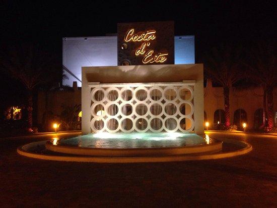 Costa d'Este Beach Resort & Spa : Entrance