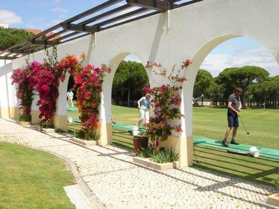 Club Med Da Balaia: Practice de golf