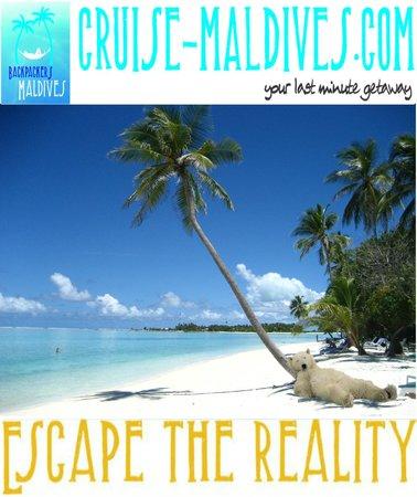 Cruise-Maldives: escape the reality