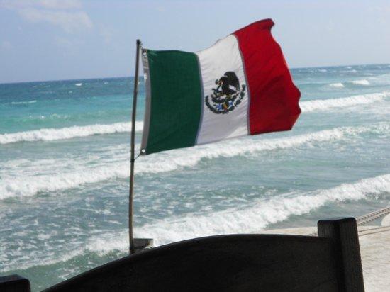 Playa Bonita: part of the decor