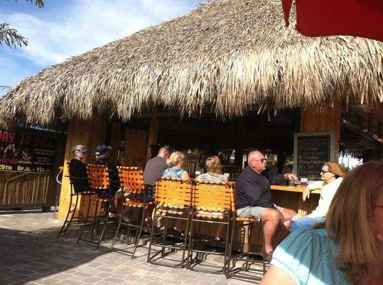 SandBar Tiki & Grille : Tiki Bar