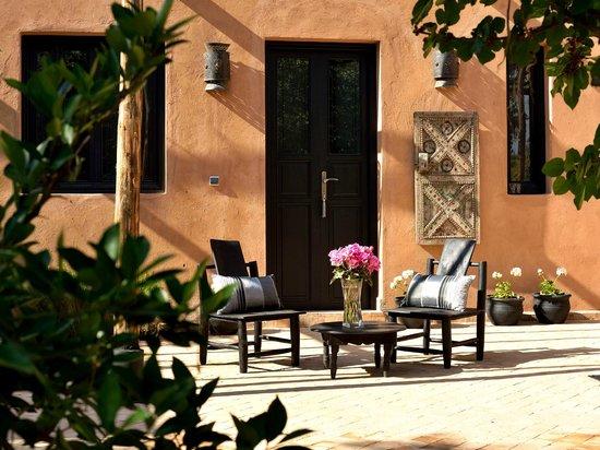 Villa Dinari : Silver terrance