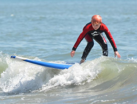 Charleston Surf Lessons: Fun in the sun!