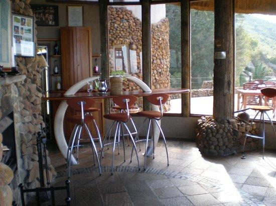 Isandlwana Lodge: The Bar