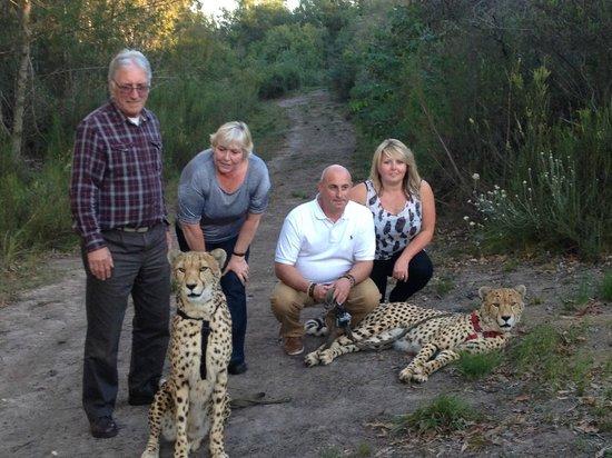 Tenikwa Wildlife Awareness Centre: Amazing