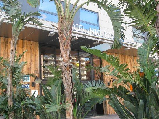 H10 Itaca Hotel: Entrée