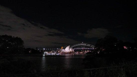 Sydney Opera House: Opera House e a Bridge