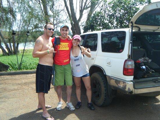 Hike Kauai With Me : Thanks a lot Eric!! It was amazing!