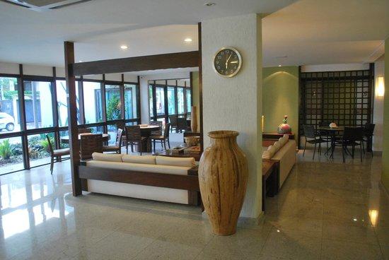 Hotel Barramares: Recepção