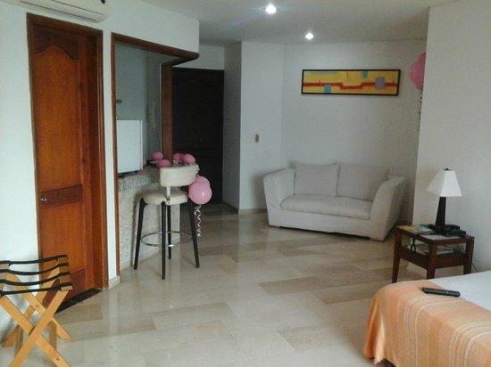 Hotel Regatta Cartagena: para descansar