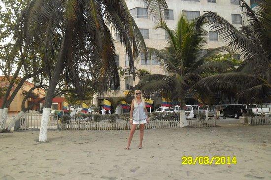 Hotel Regatta Cartagena: playas seguras