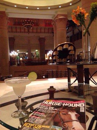 InterContinental Citystars Cairo: Great Margaritas