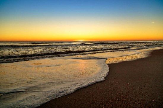 Ponte Vedra Inn & Club : Beach sunrise