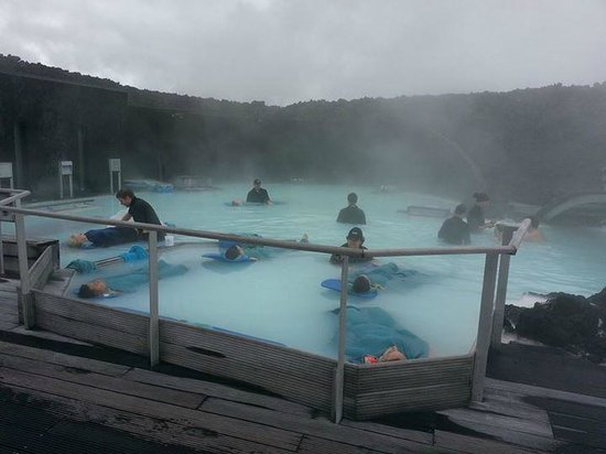 Blue Lagoon Iceland : Massages at Blue Lagoon