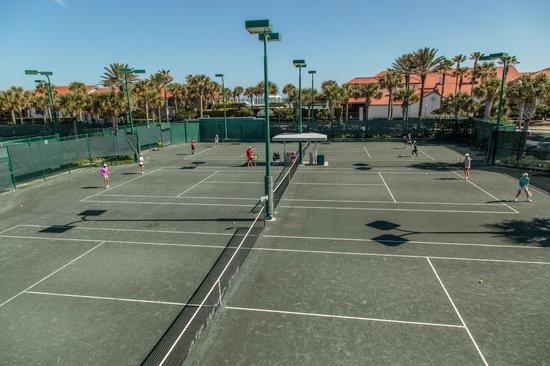Ponte Vedra Inn & Club : Racquet Club
