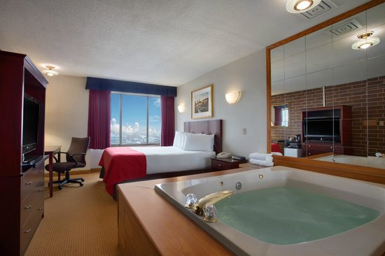 Ramada Waterloo Hotel and Convention Center: Whirlpool Suite