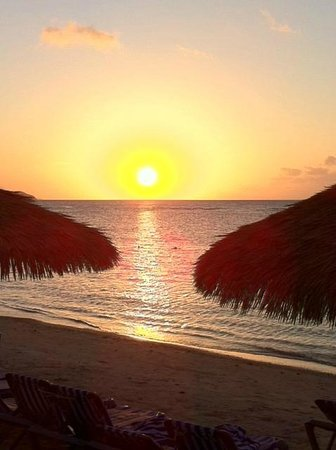 Sunscape Cove Montego Bay: Sunset at the Oasis