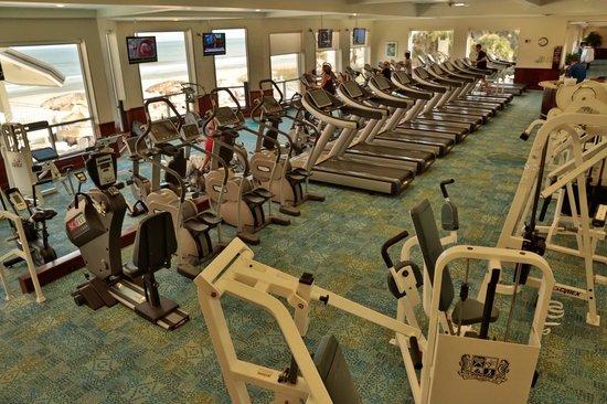 Ponte Vedra Inn & Club : Fitness Center