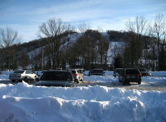 Roundtop Mountain Resort: The hill - not quite a mountain