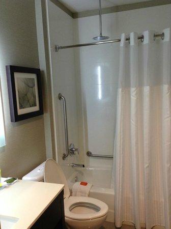 The Hollis Halifax - a DoubleTree Suites by Hilton: Bathroom