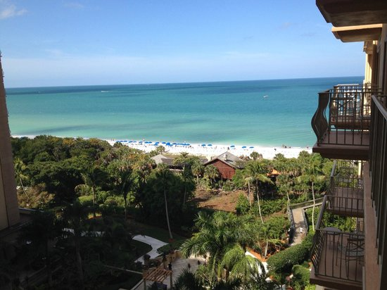 The Ritz-Carlton, Naples: Another view from room 828