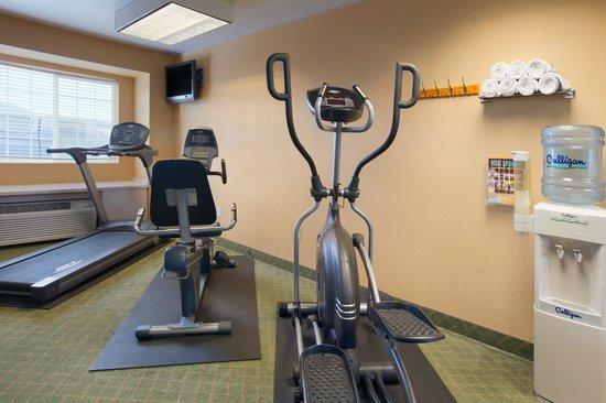 Days Inn & Suites Spokane Airport Airway Heights: Fitness Center