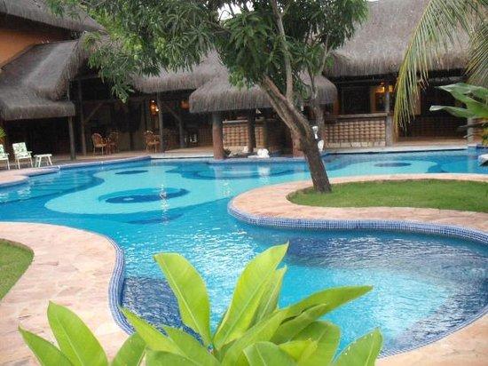 Dayo Hotel: Piscina Principal para todos os hóspedes