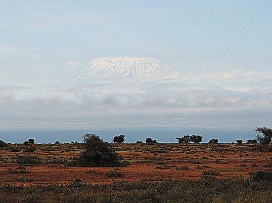 Sentrim Amboseli: vista